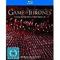 Game of Thrones Staffel 1-4 (Digipack + Bonusdisc + Fotobuch) (exklusiv bei Amazon.de) [Blu-ray] [Limited Edition]