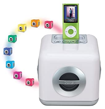 iHome iH15 Color Changing 30-Pin iPod Speaker Dock Reviews