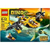 5888 parallel import goods LEGO Dino Ocean Interceptor (japan import)