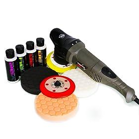 cheap TORQ BUF5O1X 10X Random orbital polisher kit