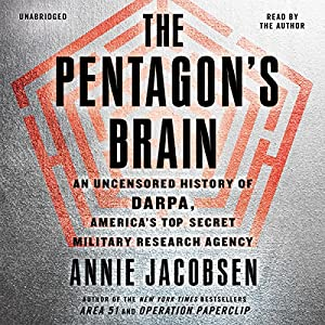 The Pentagon's Brain Hörbuch