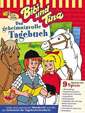Bibi und Tina: Das geheimnisvolle Tagebuch