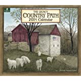 Legacy 2014 Wall Calendar, Country Path by Bonnie Heppe Fisher