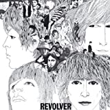 The Beatles Revolver Album Official New 16cm x 17cm Greeting Card
