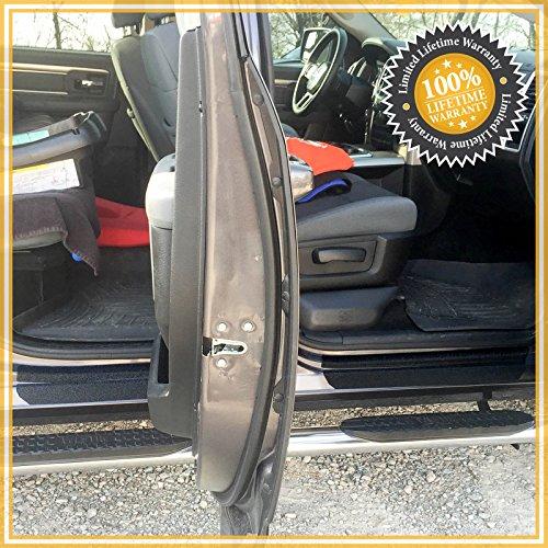 Custom Fit Door Entry Guards Scratch Shield 2009-2016