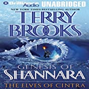 The Elves of Cintra: Genesis of Shannara, Book 2 | Terry Brooks