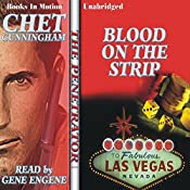 Blood on the Strip: The Penetrator Series, book 2   Chet Cunningham
