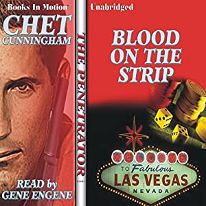 Blood on the Strip Audiobook