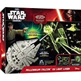 Uncle Milton - Star Wars Science - Millennium Falcon UV Light Laser