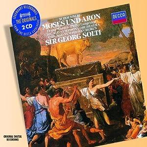 Schoenberg: Moses & Aron  (DECCA The Originals)