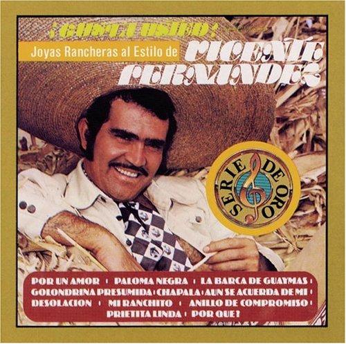 Vicente Fernandez - Paloma Negra Lyrics - Zortam Music