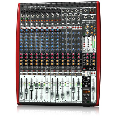 Behringer Ufx1604 Xenyx 16-Channel Mixer front-398597