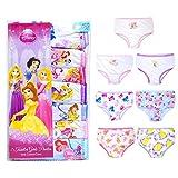 [ディズニー]Disney Princess 7pair panty pack #8/プリンセスパンツアソート7枚組 No.8/2歳-5歳