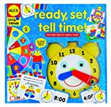 Alex Toys Early Learning Ready, Set, Tell Time -Little Hands 1467