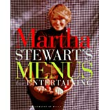 Martha Stewart's Menus for Entertainingby Martha Stewart