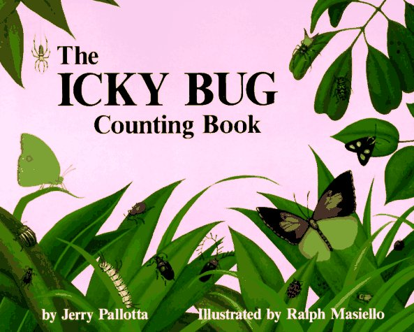 The Icky Bug Counting Book, Buch
