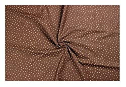 Priks- Casual- Cotton Brown Shirting Material