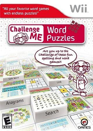 Challenge Me Word Puzzles