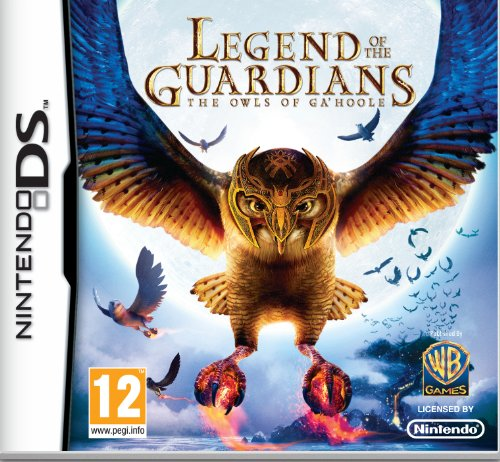 Legend of the Guardians: The Owls of Ga'Hoole (Nintendo DS)