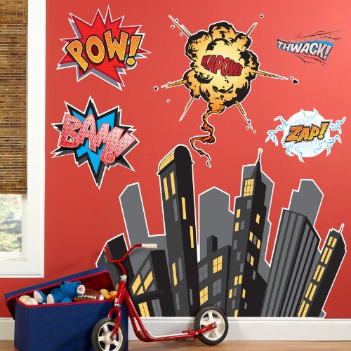 Superhero Room Decor Amazon