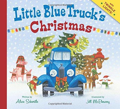 Little Blue Truck'S Christmas front-597791