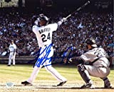 """Ken Griffey Jr. Seattle Mariners Signed Autographed 8"""" x 10"""" Home Run Photo"""