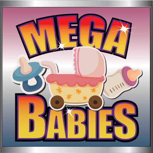 Mega Babies Slot Machine front-110391