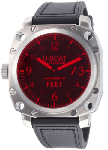 U-Boat Men's 1176 Thousands of Feet Watch