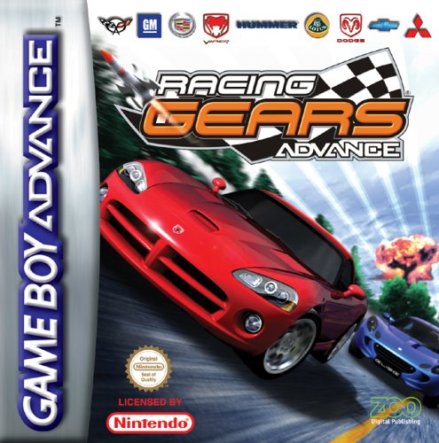 Racing Gears Advance (GBA)