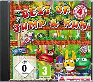 Best of Jump & Run [Software Pyramide]