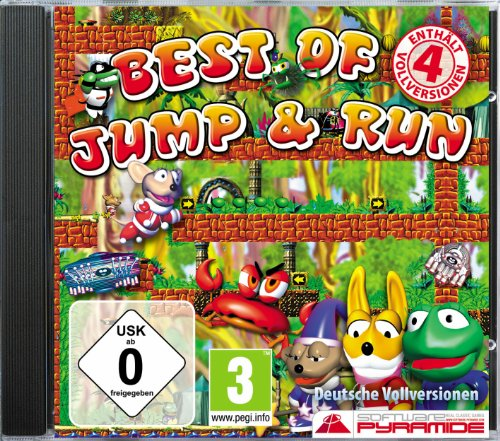 Best of Jump & Run [Software Pyramide], PC