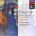 Chopin: Piano Sonatas 1-3; Etudes Op....
