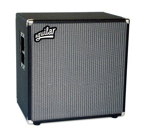 цены  Aguilar DB 410 Bass Cabinet, 8 Ohm, Classic Black