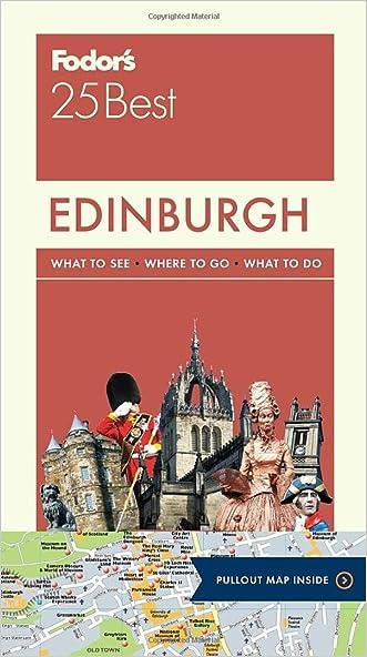 Fodor's Edinburgh 25 Best (Full-color Travel Guide)