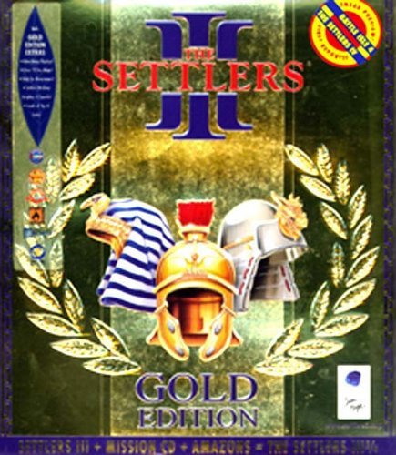 The Settlers III Gold Medallion
