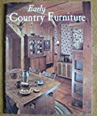 Early Country Furniture By Mel Horst, Text…
