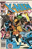 The Uncanny X-Men #193 Vol. 1 may 1985