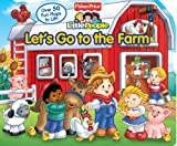Fisher-Price Little People Farm (Lift-the-Flap)