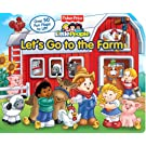 614BibBbN9L. SL500 SS135  Fisher Price Little People Lift the Flap Board Books   $5.52 and $5.64!