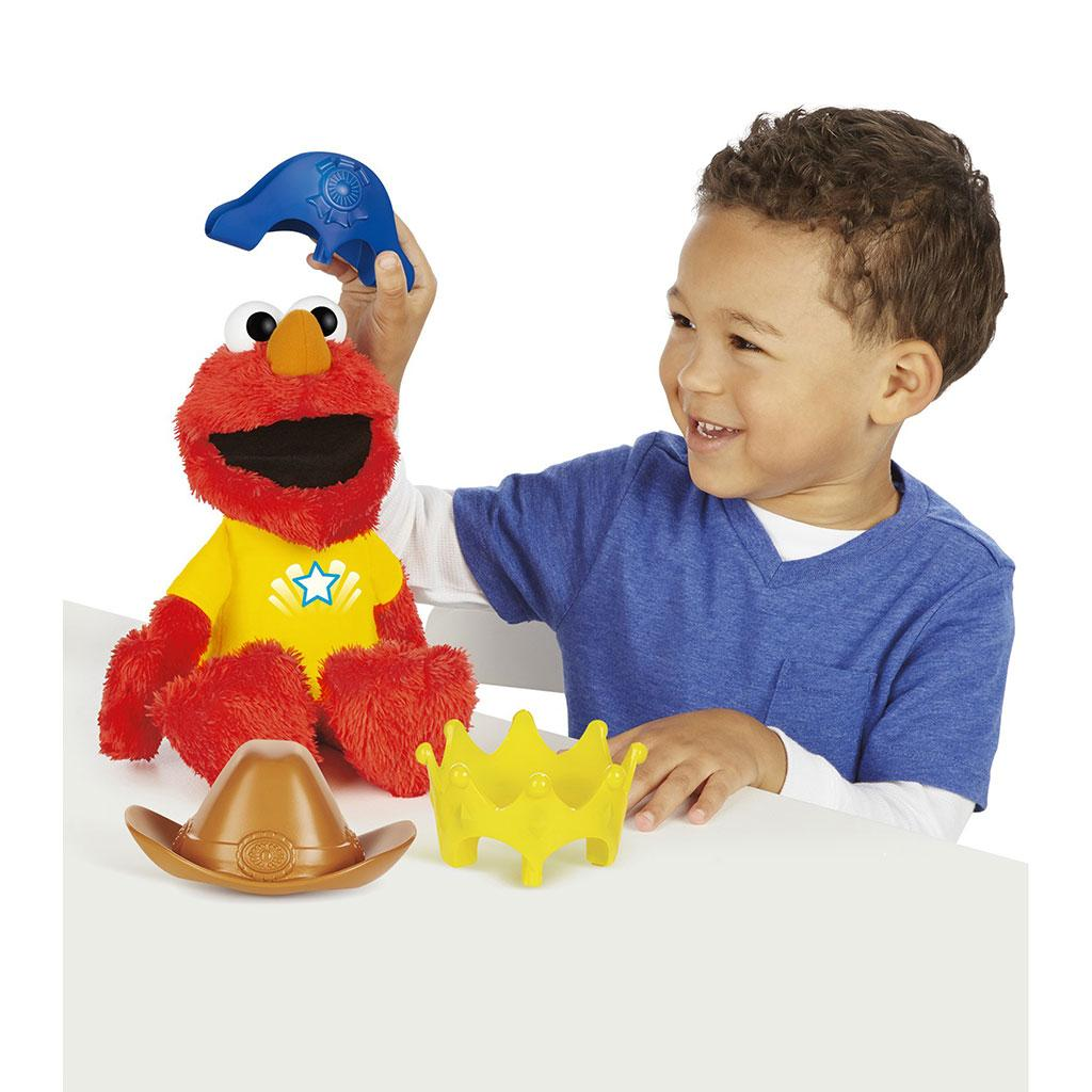 playskool sesame street let s imagine elmo let s imagine elmo is