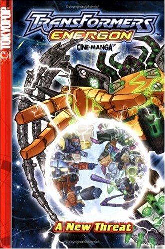 Transformers: Energon Volume 1: A New Threat (Transformers Energon), HASBRO,