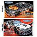 Tony Stewart Official NASCAR 3ftx5ft Banner Flag by Wincraft