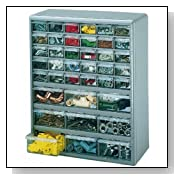 39 Drawer Plastic Parts Storage Drawers