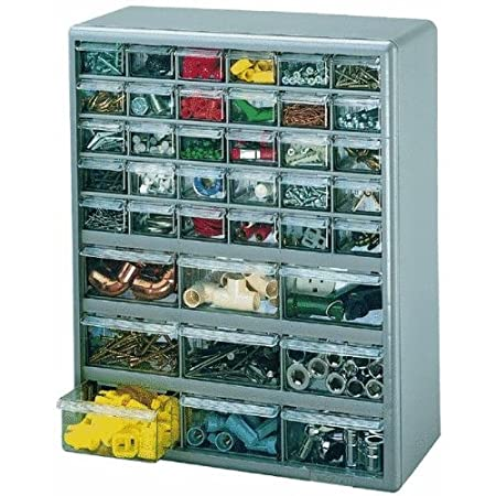 Stack-On Drawer Storage Cabinet