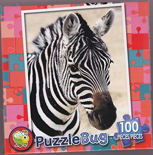 Puzzlebug 100 ~ Zebra - 1