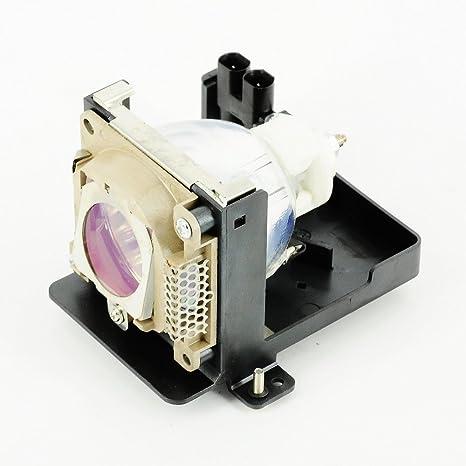 haiwo 60.J8618. CG1projection de haute qualité compatible Ampoule de rechange avec boîtier pour projecteur BenQ PB6100/PB6105/PB6200/PB6205.
