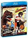 Beast Of Hollow Mountain / The Neanderthal Man (Bluray/DVD Combo) [Blu-ray]