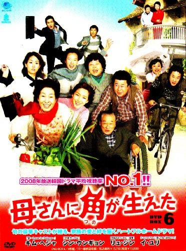 母さんに角が生えた DVD-BOX6