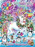 Lisa Frank Winter Wonderland Holiday Giant Coloring and Activity Book