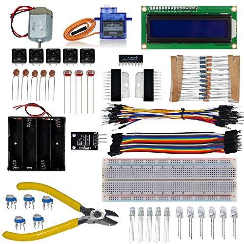 Raspberry Piで学ぶ電子工作 専用 実験キット 基本部品セット ス...